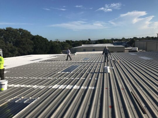 Commercial Metal Roofing-Miami Metal Roofing Elite Contracting Group